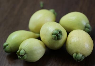 פרי תפוח ורד
