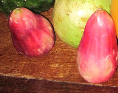 פירות תפוח מלאי
